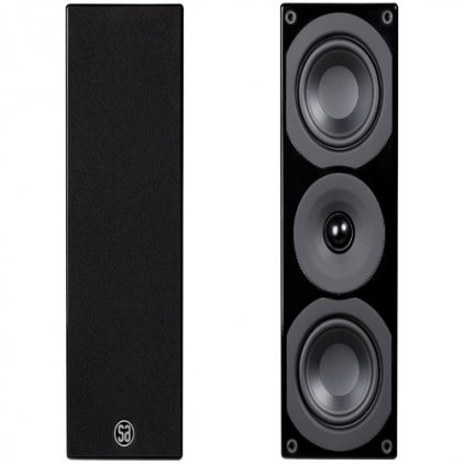 Центральный канал System Audio SA Saxo 10 AV High Gloss Black
