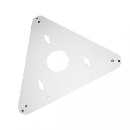 Крепление Genelec GENELEC 5040-410W адаптер для крепления на стену, цвет белый