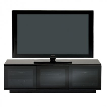 Подставка под ТВ и HI-FI BDI Mirage 8227-2 black