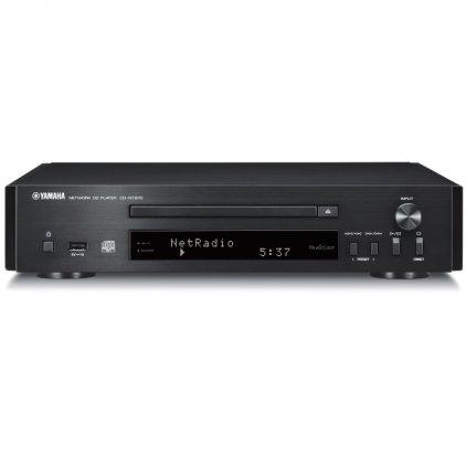 Сетевой аудио проигрыватель Yamaha CD-NT670 black