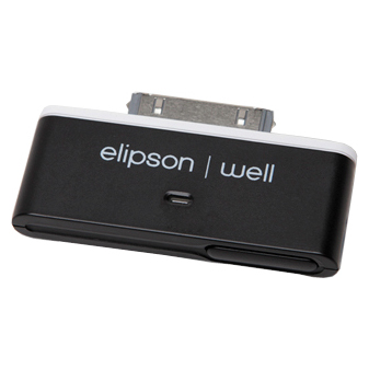 Elipson Planet LW 2.0 White Speaker