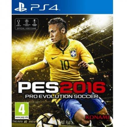 Игра для PS4 Pro Evolution Soccer 2016 (русская версия)