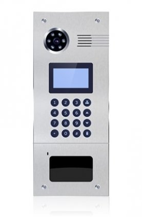 Вызывная панель BAS-IP AA-05 v3 WCR