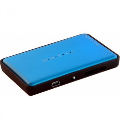 NuForce Icon mobile blue