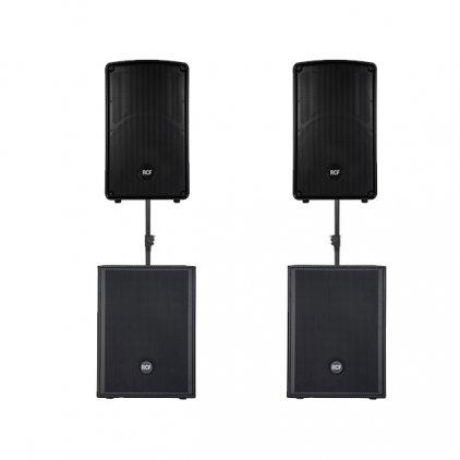 Комплект звукового оборудования RCF D LINE series №1
