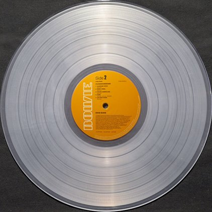 Виниловая пластинка David Bowie CHANGESONEBOWIE (40TH ANNIVERSARY) (180 Gram)