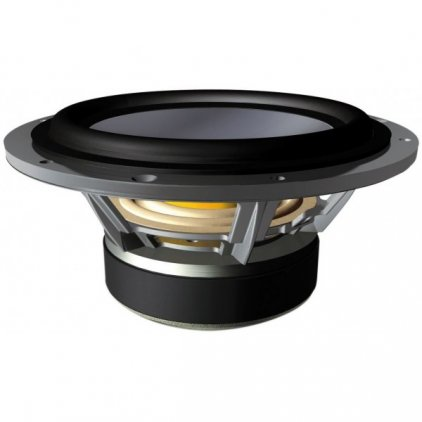KEF Q600C black oak vinyl