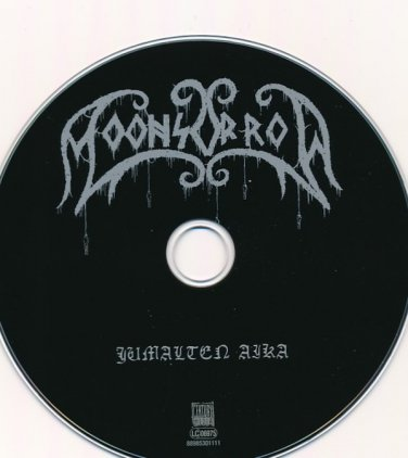 Moonsorrow JUMALTEN AIKA (2LP+CD/Gatefold black)