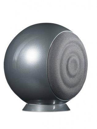 Полочная акустика Cabasse Riga on Base (Black pearl)