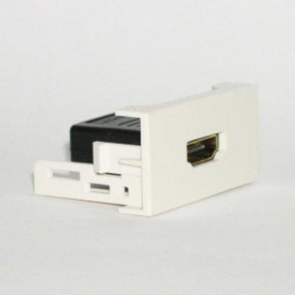 Розетка HDMI с переходником 180º Dr.HD SOC HDMI 180º CM