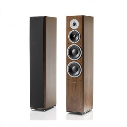 Dynaudio Focus 340 walnut