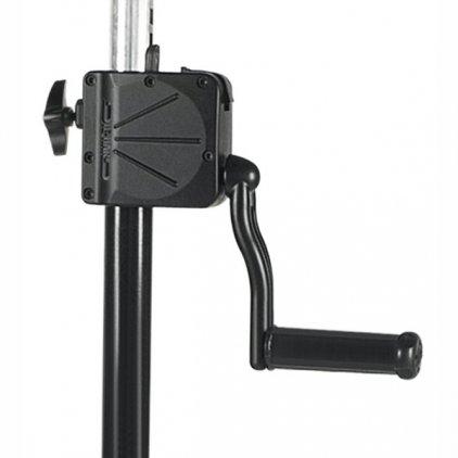 Стойка DIE HARD Die HARD DHSS20 - телескопическая стойка с лебёдкой