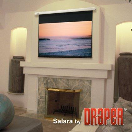 "Draper Salara HDTV (9:16) 234/92"" 114*203 MW (XT1000E) eb"
