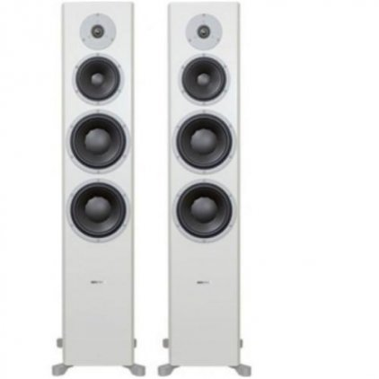 Напольная акустика Dynaudio Excite X38 glossy white lacquer
