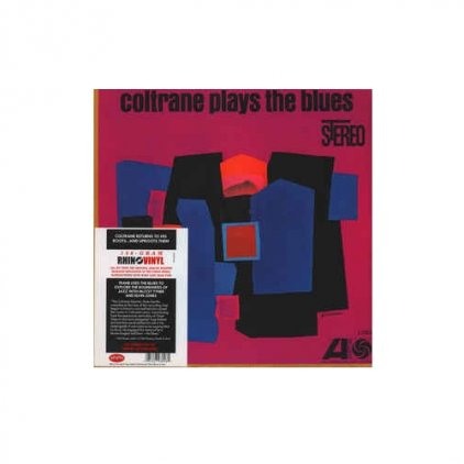 John Coltrane COLTRANE PLAYS THE BLUES (180 Gram)