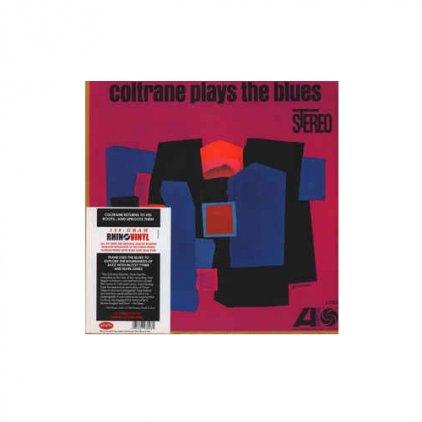 Виниловая пластинка John Coltrane COLTRANE PLAYS THE BLUES (180 Gram)