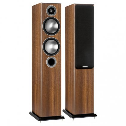 Monitor Audio Bronze set 5.1 walnut (5+1+Centre+W10)
