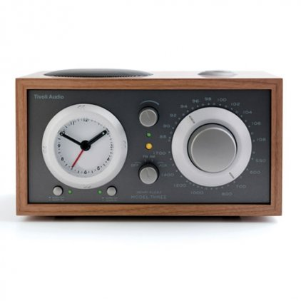 Радиоприемник Tivoli Audio Model Three cherry/taupe (M3TPE)