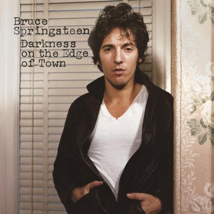 Виниловая пластинка Bruce Springsteen DARKNESS ON THE EDGE OF TOWN (180 Gram)