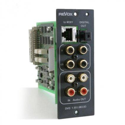 Модуль Revox M51 cd/dvd module MKIV RCA