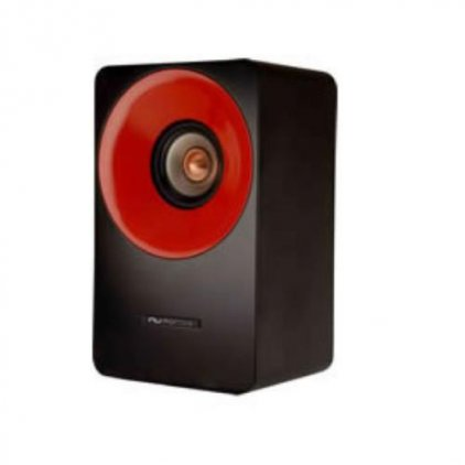 NuForce S-1 red