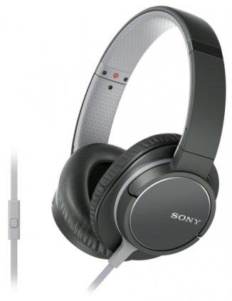 Наушники Sony MDR-ZX770AP black