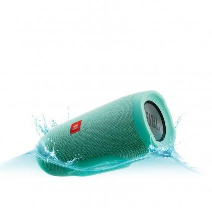 Портативная акустика JBL Charge 3 teal (JBLCHARGE3TEALEU)