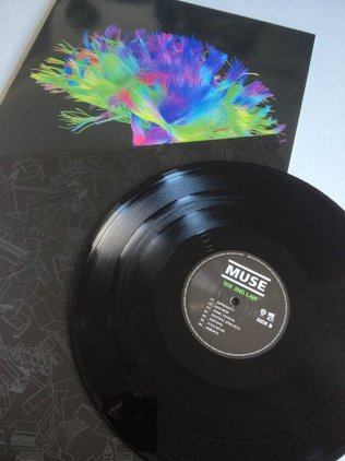 Muse THE 2ND LAW (Box set/2LP+CD+DVD)
