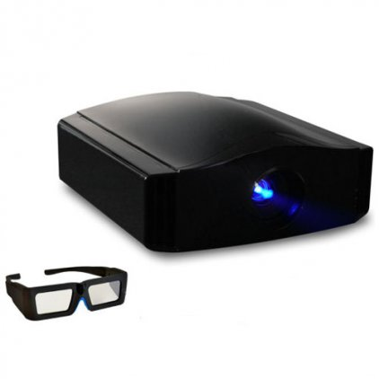 Проектор Dream Vision INTI2 Black + очки в комплекте
