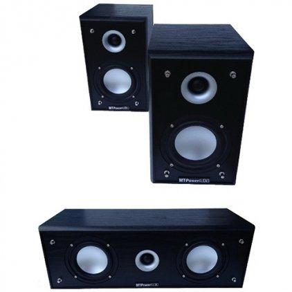 MT-Power Elegance 3.0 Rear+Center black