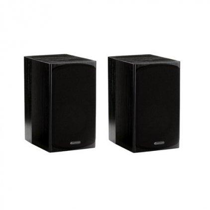 Полочная акустика Monitor Audio Silver 1 black oak