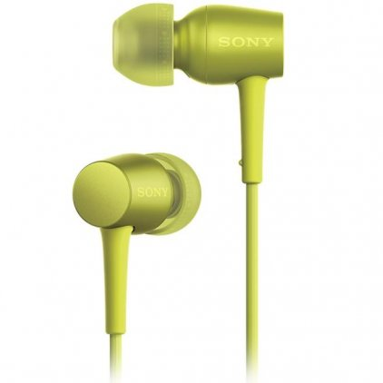 Sony MDR-EX750AP yellow