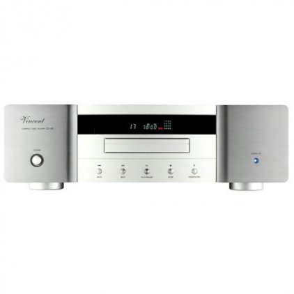 Vincent CD-S5 silver