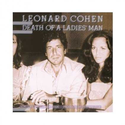 Leonard Cohen DEATH OF A LADIES MAN (180 Gram)