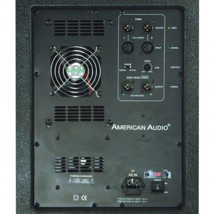 Сабвуфер American Dj  PXW 15P