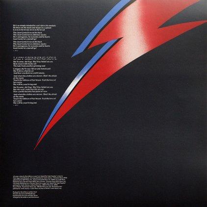 Виниловая пластинка David Bowie ALADDIN SANE (180 Gram)