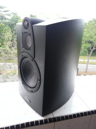 Полочная акустика Wharfedale Jade 3 veneer rosewood