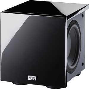 Heco Phalanx Micro 302A piano black