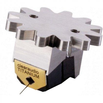 Головка звукоснимателя Clearaudio Titanium V2 (MC)