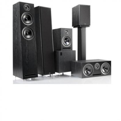 Acoustic Energy 1-Series 5.1 black ash