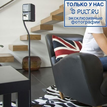 Cambridge CA600P (высота 72-111.2 см) black