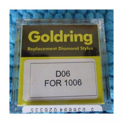 Goldring D06 Stylus (1006) GL01650M