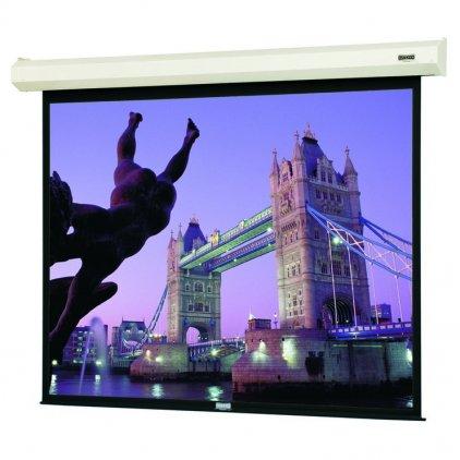 "Экран Da-Lite Cosmopolitan Electrol 106"" (16:9, 132x234 см, дроп 12 см) Matte White"