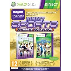 Microsoft Игра для Xbox360 Kinect Sport Ultimate (12+) (RUS)