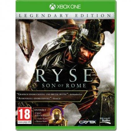 Microsoft Ryse Legendary
