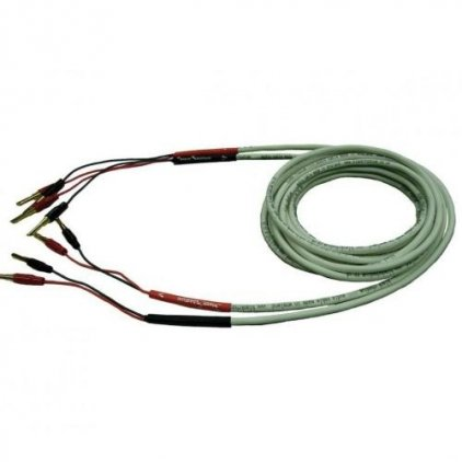 Акустический кабель Black Rhodium Rumba 2.5m banan white