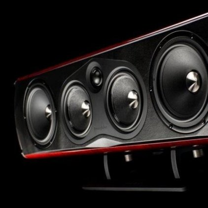 Центральный канал Sonus Faber Homage Vox red violin