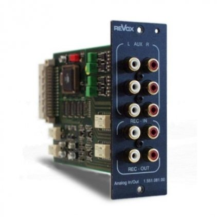 Revox M51 I/O module