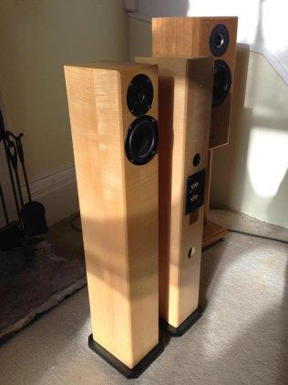 Напольная акустика Totem Acoustic Arro maple