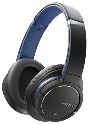 Наушники Sony MDR-ZX770BN blue